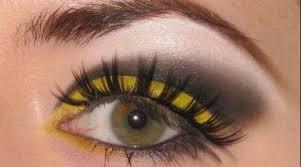 ble bee eye makeup