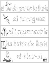 Free Spanish Worksheets - Online & Printable