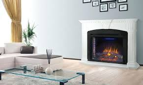 electric fireplace mantel modern and package featherston gds26l5
