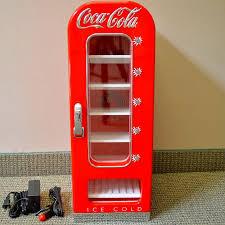 Vending Machine Fridge Impressive Alphaespace USA Rakuten Global Market Nostalgic CocaCola Vending