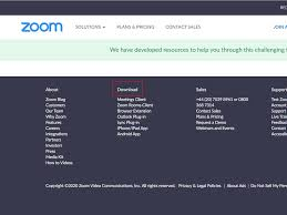 Open the new microsoft edge browser and go go to the url of the zoom meeting. How To Download Zoom On Your Pc For Free In 4 Steps