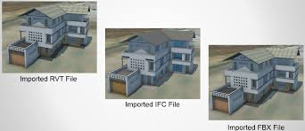 Importing Revit file with links and textures? - Autodesk Community