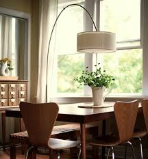 Styling Idea 40 Floor Lamp Over Table Sofas Pinterest Impressive Lamp For Dining Room