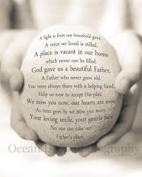 Father Remembrance Gift, Sympathy Gift, from Ocean Drop via Relatably.com