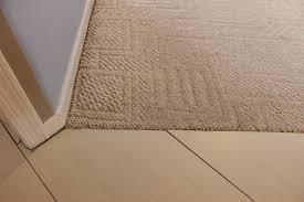 carpet tile transition strip designs