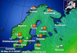 قارن أسعار واحجز أفضل الفنادق في السويد، أوروبا. السويد Kalmar توقعات الطقس