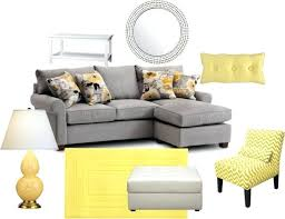 gray and yellow furniture. Interior Decorating Gray Yellow Living Room Home Remodel Ideas Contemporary By On And Furniture