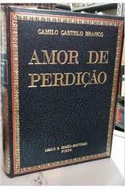 Livros encontrados sobre Amor de Perdicao   Estante Virtual