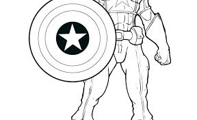 Captain America The Winter Soldier Coloring Pages U2543 Free