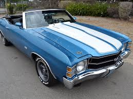 SOLD 1971 Chevrolet Chevelle SS396 Convertible for sale by ...