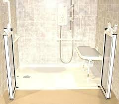 portable handicap shower wheelchair showers wonderful handicapped bathroom designer direct divide shower for design handicapped showers