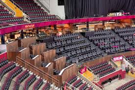 Concert Seating Chart Quicken Loans Arena Cavaliers Premium Seating Cleveland Cavaliers