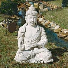 garden buddha statues. giant buddha monument-sized garden sculpture statues i