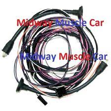 chevy wiring harness new rear body taillight lamp wiring harness 57 chevy 210 bel air 2dr sedan