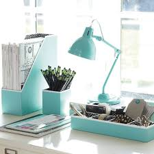 office decorative accessories. Interesting Decorative Desk Organizers PBteen Teal Office Accessories Intended Decorative C