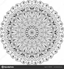 Kleurplaten Mandala Volwassen