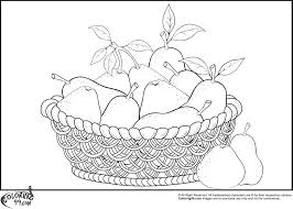 Small Picture Pears Coloring Pages Minister Coloring