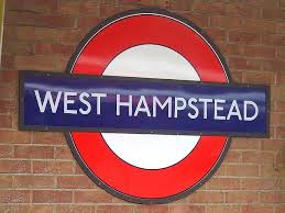 Image result for west hampstead station logo