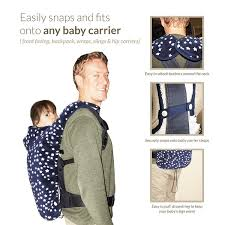 The Best Baby Carrier Covers for Winter or Rainy Days - Pregnant ...