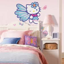 kitty room decor. Hello Kitty Room Table Decorations With White Decor