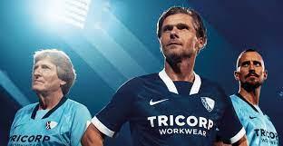 Bundesliga gegen den fc heidenheim getragen haben, werden jetzt versteigert. Neues Blau Vfl Bochum Schafft Das Heimtrikot Ab Tief Im Westen Das Vfl Magazin