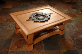 Fine woodworking table