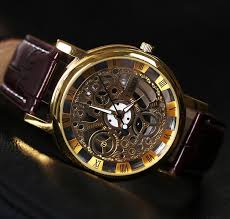 watch water picture more detailed picture about 2016 cheap watch 2016 cheap watch gold men steel strip hollow quartz watch nice watch brands strap skeleton