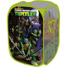 Ninja Turtle Bedroom Nickelodeon Teenage Mutant Ninja Turtles Collapsible Storage Pop