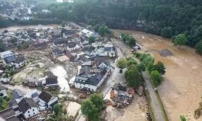 ضحايا فيضانات ألمانيا تتخطّى حاجز الـ 100 قتيل - داركا مازي