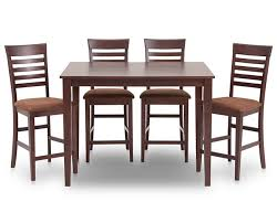 tiburon 40 x 40 counter height fixed top dining table espresso. counter height tables-chocolat 5 pc group-rich chocolate coloring tiburon 40 x fixed top dining table espresso a