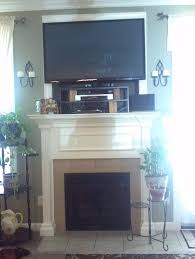 putting tv over fireplace glastonbury ct tv installation richey