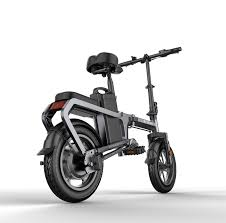 ENGWE X5S Chainless Folding Electric Bike with Removable ...