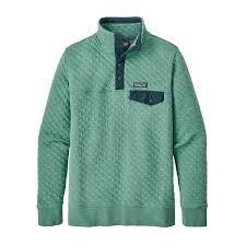 Patagonia Women's Cotton Quilt Snap-T® Pullover & ... W's Organic Cotton Quilt Snap-T® Pullover, ... Adamdwight.com