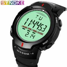 Digital Man <b>Sport</b> Watch <b>Synoke</b>