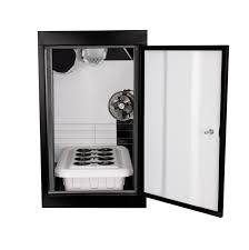 Hydroponic Grow Cabinet Superbox Cfl Grow Cabinet Supercloset