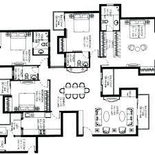big house plans one floor house blueprints big house blueprints large house plans plan house floor