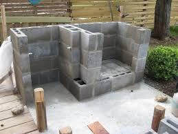 best 25 outdoor fireplace plans ideas on diy how to within how to build an outdoor fireplace with cinder blocks renovation