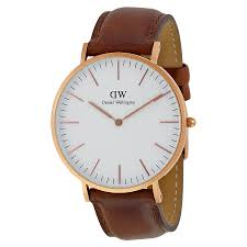 daniel wellington 0106dw classic st mawes mens watch daniel wellington · zoom