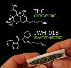 define synthetic cannabinoid
