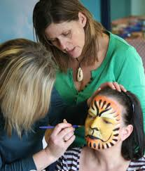 introduction to face painting london