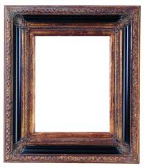 amario scoop design black and gold frame