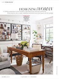 Small Picture Designing Woman from Better Homes and Gardens July 2017 Read it