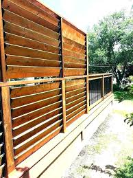 interior privacy walls for deck wall designs satisfying amazing 3 deck privacy wall
