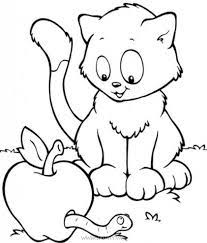 Ghim trên Tranh tô màu con mèo