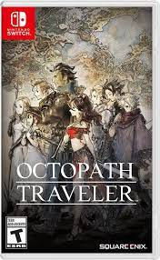 The square enix presents broadcast takes place on sunday, june 13, beginning at 12:15 pm pt / 3:15 pm et. Amazon Com Octopath Traveler Nintendo Of America Video Games