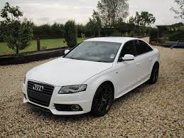 White 2010 Audi A4 Audi A4 Audi A4 Convertible Audi