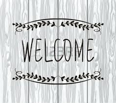 Welcome Card Templates Free Welcome Card Template Photo Maker Templates Greeting