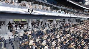Oakland Raiders Seating Chart Exclusive A Look At Raiders New Stadium Club Seating And