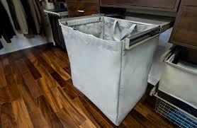 laundry hamper ideas closet modern with laundry hamper slide out laundry hamper