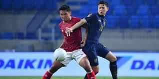 ทีมชาติไทย v อินโดนีเซีย ผลบอลสด ผลบอล ฟุตบอลโลก 2022 รอบคัดเลือก โซนเอเชีย